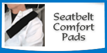 Seatbelt Comfort Pads